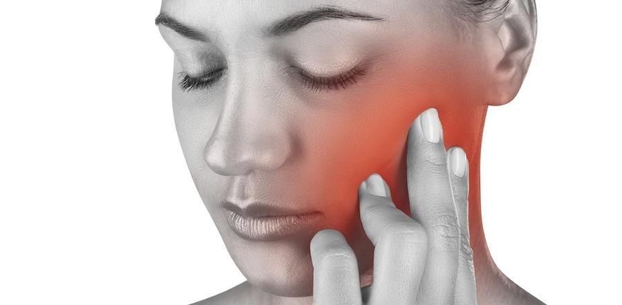 Kieferprobleme und Schmerzen im Kiefer